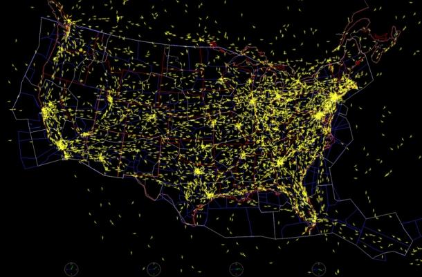 Drones Swarm Energy Market